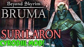 Beyond Skyrim: Bruma - Ayleid Ruin Rielle & Surilaron the Ancient Undead