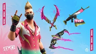LE DERIVA 'HAS RETURNED' NEW SKIN in FORTNITE STORE 'CREATIVE'