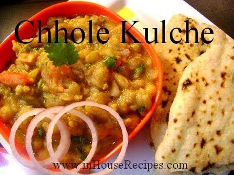 Chole kulche recipe delhi style chole inhouserecipes forumfinder Images