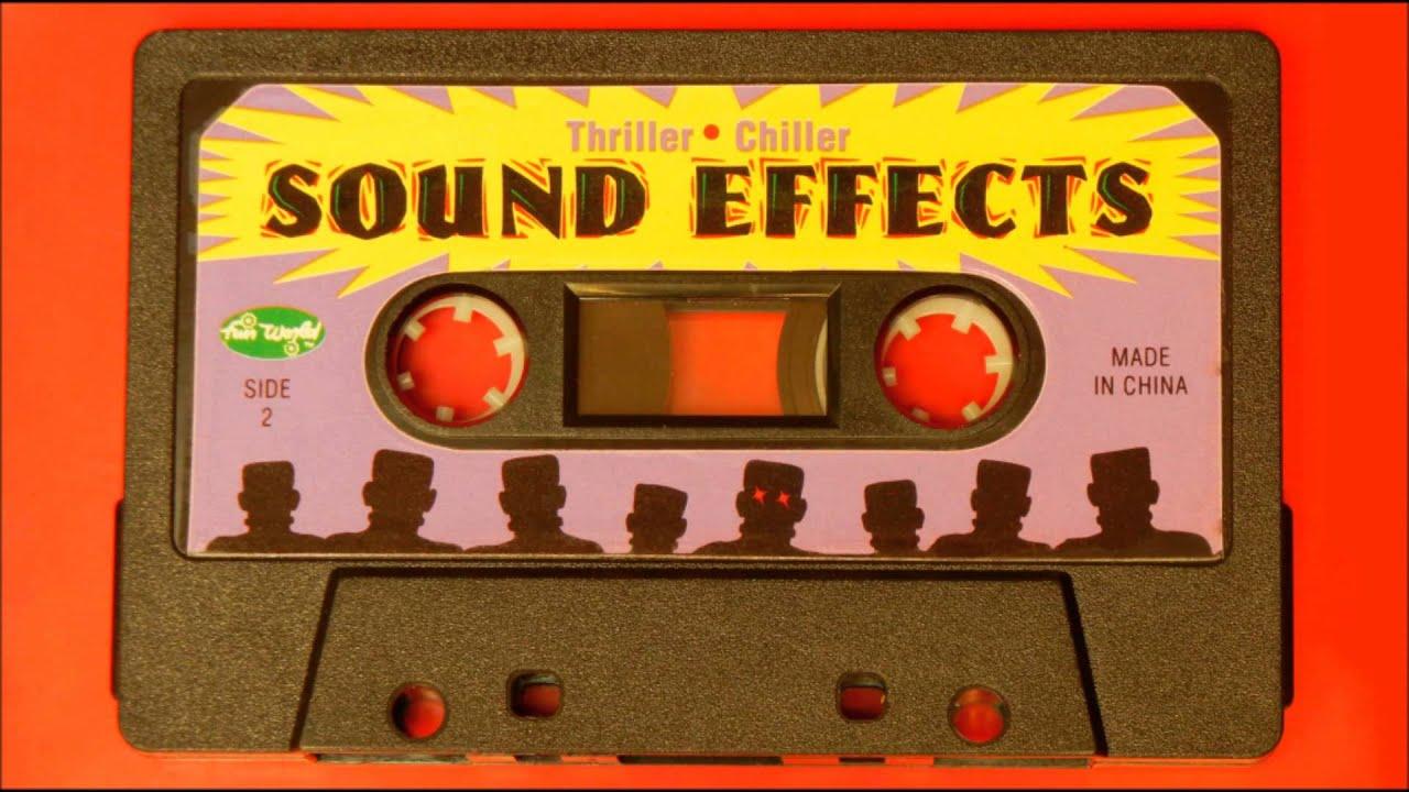 Thriller Chiller Halloween Sound effects (65 min of TERROR!) - YouTube