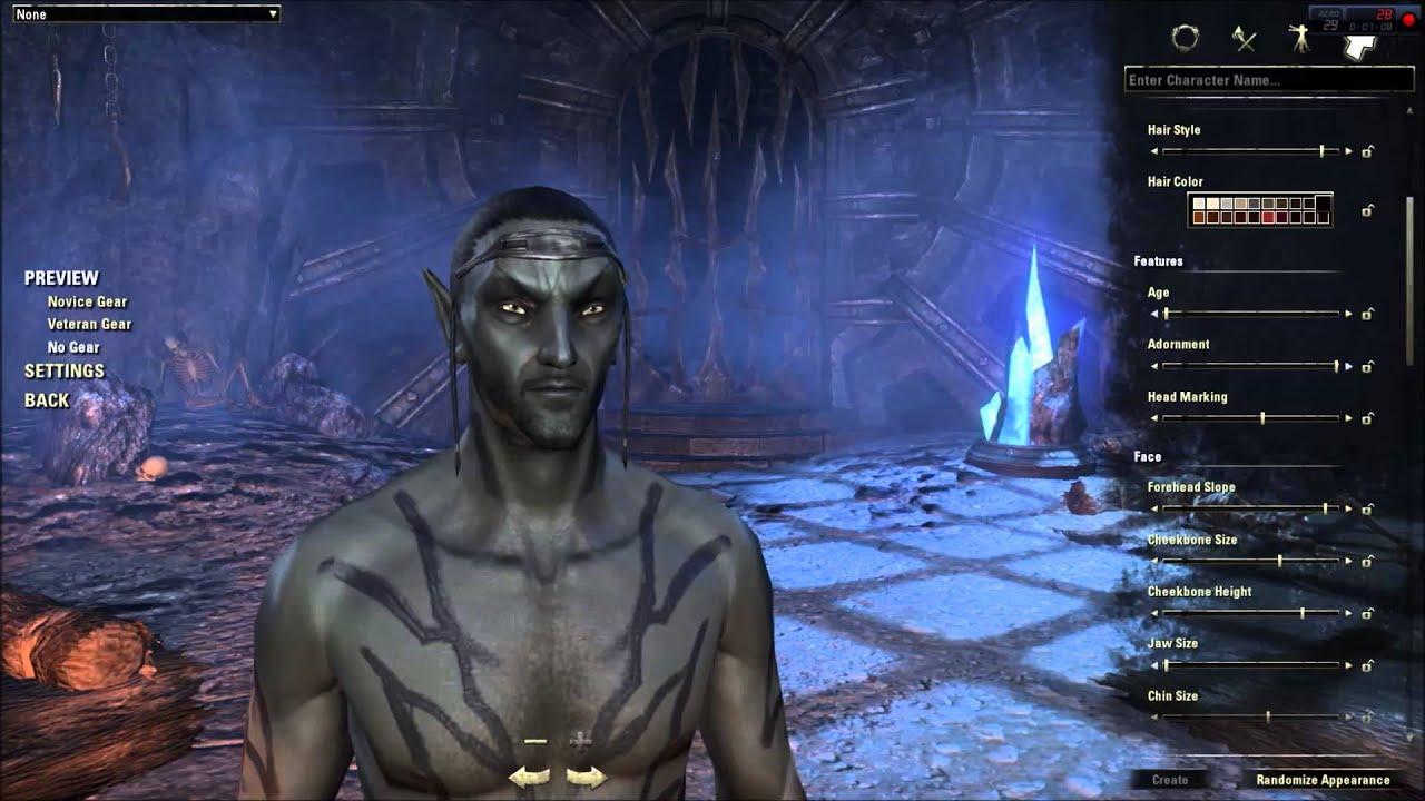 Elder Scrolls Online Dunmer Racial Skills & Builds Guide