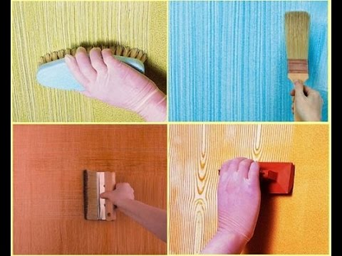 Easy Wall Painting Ideas Techniques