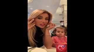 Тата Блюменкранц с дочкой Бетти прямой эфир 29 10 2018 Дом2 новости 2018