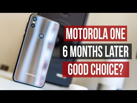 Motorola One Review After 6 Months | Budget Android One 2019