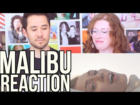 Miley Cyrus - Malibu - REACTION