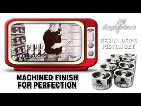 Piston Sets - Enginetech