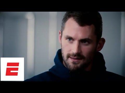 Kevin Love Details His Battles With Mental Illness | ESPN