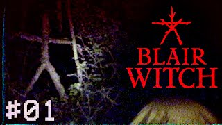 BLAIR WITCH |#01| ZTRACENI HLUBOKO V LESE | by PTNGMS