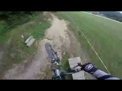 Bikepark Albstadt-Castle Trail 2016