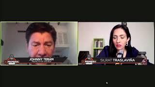 JOHNNY TERÁN, PREFECTO DE LOS RIOS  VIA E25, ASIGNACIONES PENDIENNTES