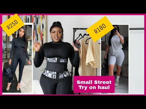 Small street/Marabastaad fashion haul ft Ambassadors4U | South African YouTuber| Namolinah