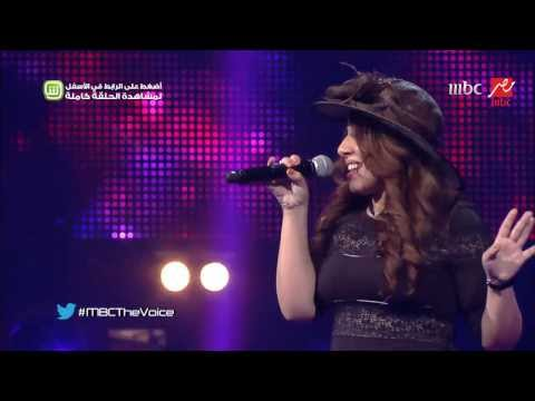 "#MBCTheVoice - ""Think"" الموسم الثاني - سحر الصديقي"
