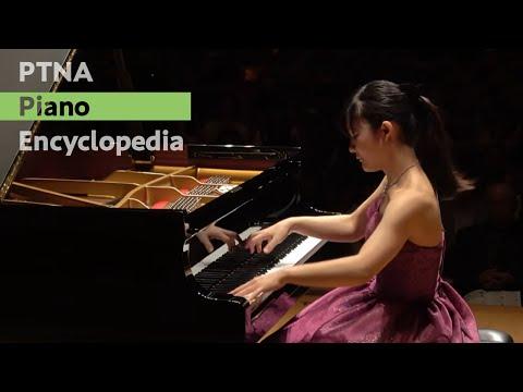 """古海 行子/グノー=リスト編:歌劇「ファウスト」のワルツ S.407(第40回入賞者記念コンサート G級【金賞】)Liszt - Valse de l'opéra """"Faust"""" (Gounod)"""