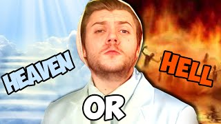 I HAVE THE POWER! | The Aftermath (Heaven or Hell Game) | Gameplay
