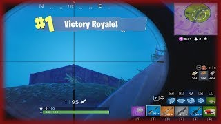 1V1 SITUATION, HE HAD THE HIGH GROUND..- Fortnite Battle royale gameplay