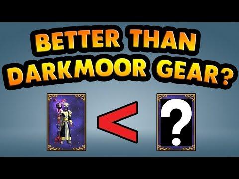 New Beastman Fight Club Gear! Better than Darkmoor? (Wizard101)