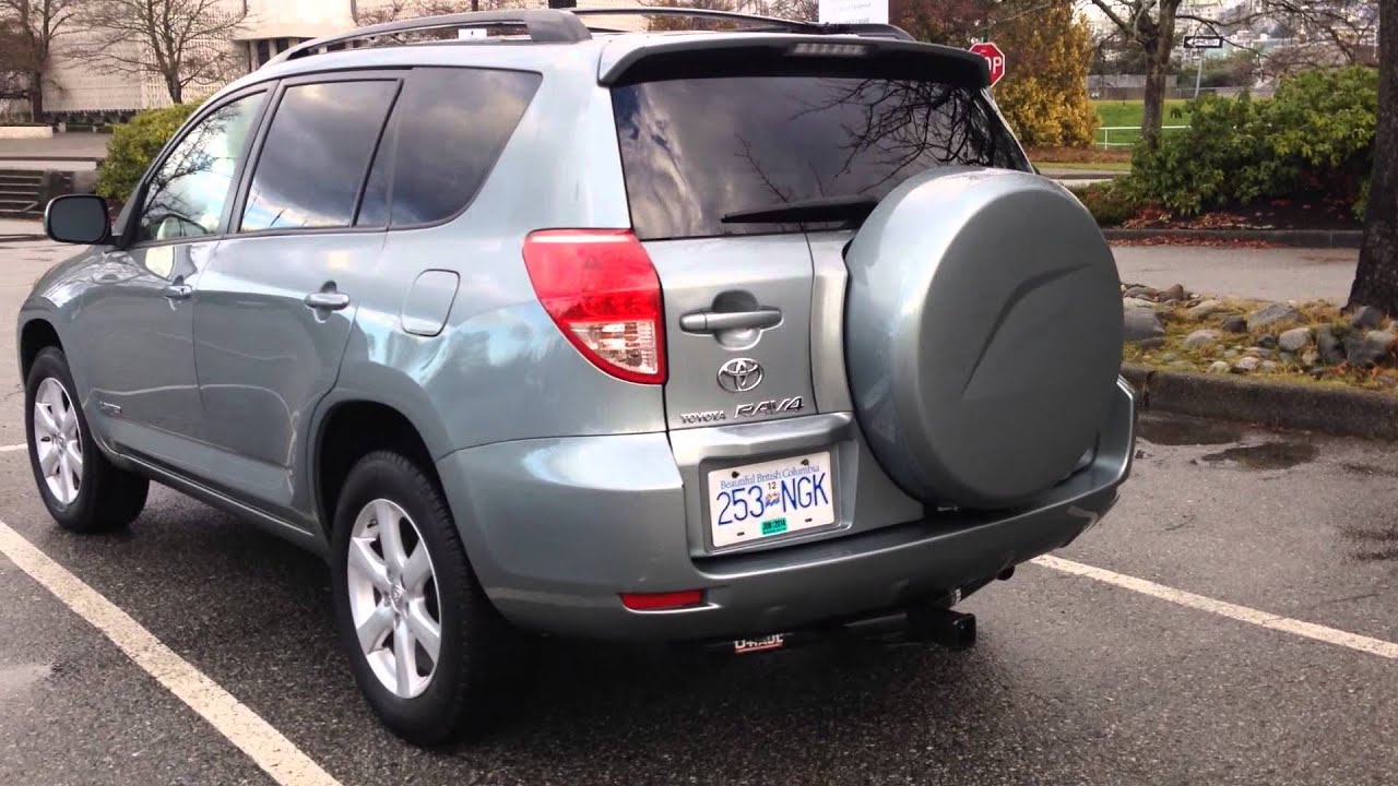 2008 Toyota Rav4 For Sale >> 2008 Toyota Rav 4 Limited Edition For Sale 17 700