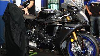 2020 Yamaha Yzf R1 R1m Revealed Youtube