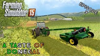 Let's Play Farming Simulator 2015 | A Taste of Donegal | Episode 9