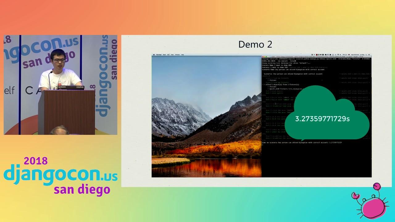 Image from BDD (Behavior Driven Development) Testing for Django Apps