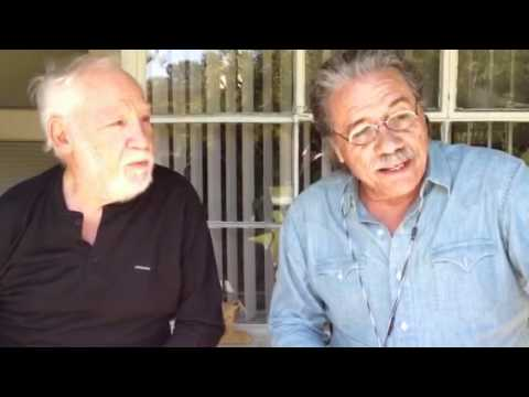 Edward James Olmos & Robert M. Young discuss