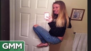 Repeat youtube video The 26 Craziest Selfies on the Internet