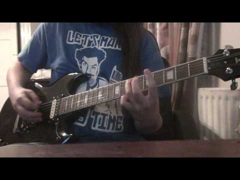 Jerry Reed - Amos Moses (Guitar Cover)