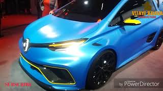Renault ZOE e-Sport | electric car | 300 + km after fully charge | India 2018