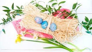 Пёстрые яйца | Пасхальные яйца