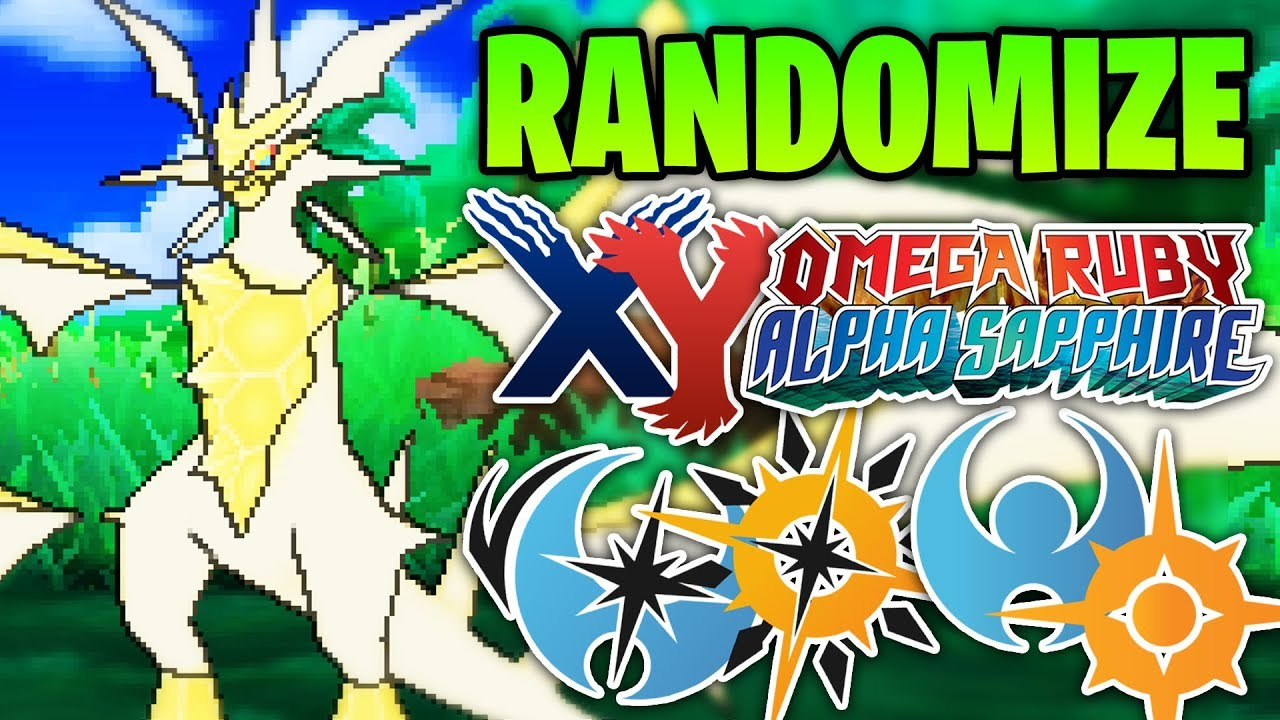 How to RANDOMIZE ANY Pokemon Game on 3DS! Ultra Sun and Moon, Sun and Moon, ORAS, X and Y!