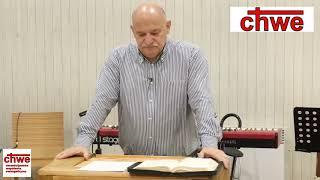 """Kazanie """"Nie musisz umierać"""" – pastor Andrzej Cyrikas"""