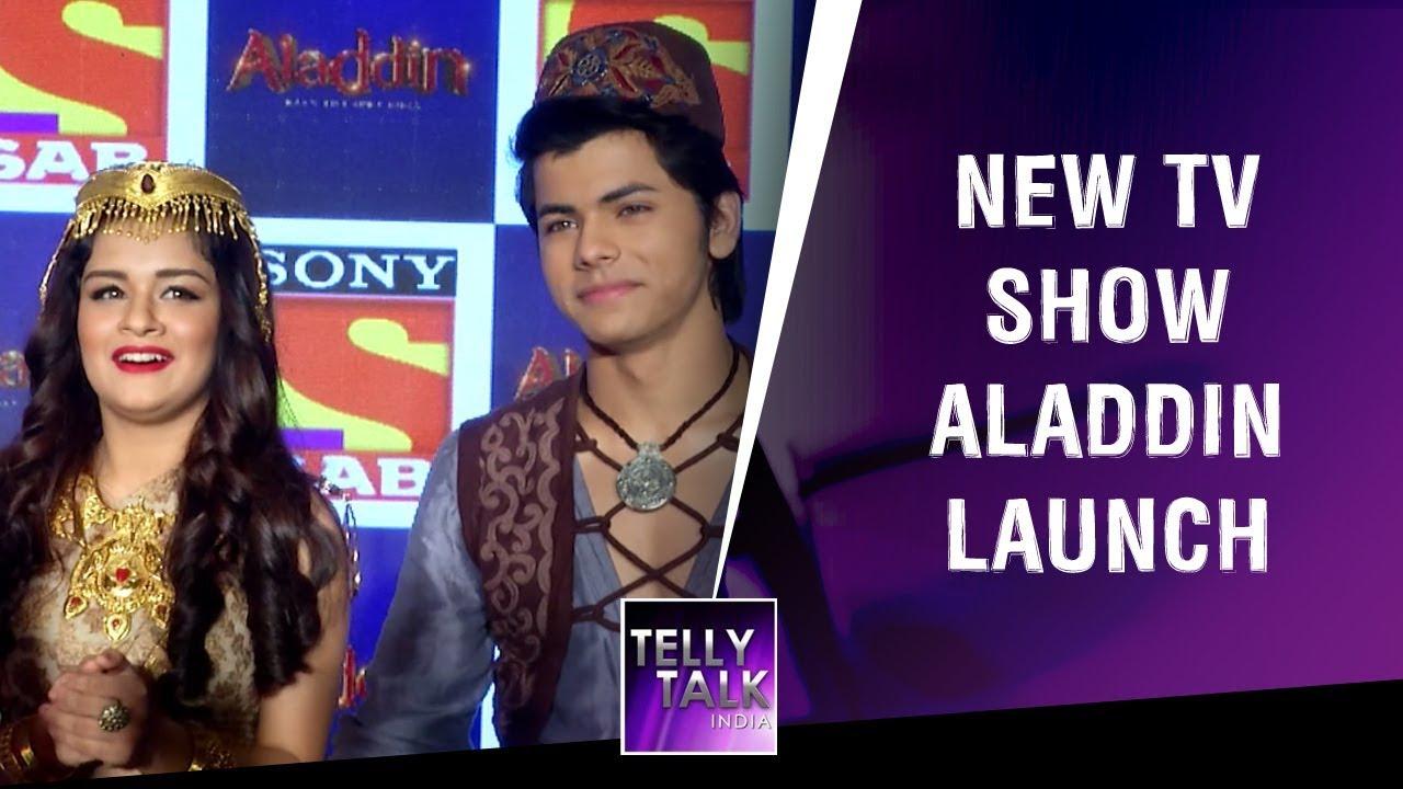 TV Serial 'Aladdin' Launch With Star Cast | Siddharth Nigam