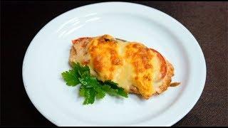 Лосось в духовке с сырной корочкой за 17 минут