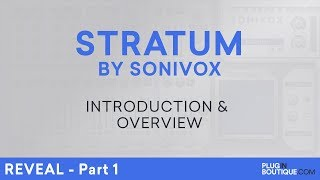 Sonivox Stratum | Introduction | Supersaw FM Synth | Part 1