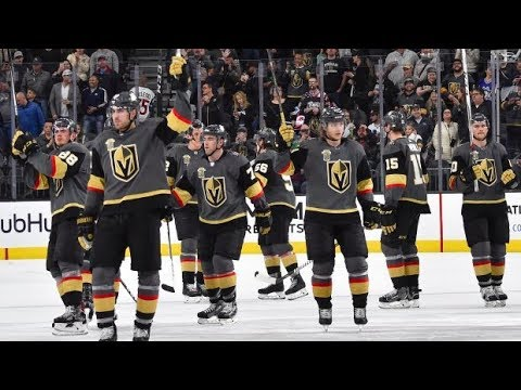 Vegas Golden Knights 2017-18 Season Highlights
