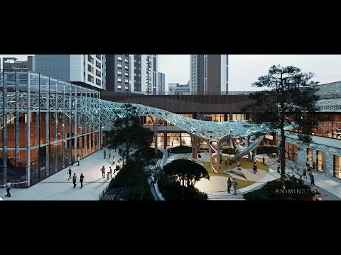 Arcloud Architectural Full 3D Animation 2021