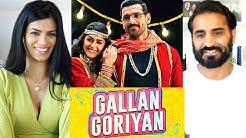 GALLAN GORIYAN REACTION!!! | John Abraham | Mrunal Thakur