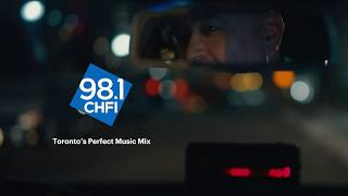 98.1 CHFI: When your song comes on at work-Taxi