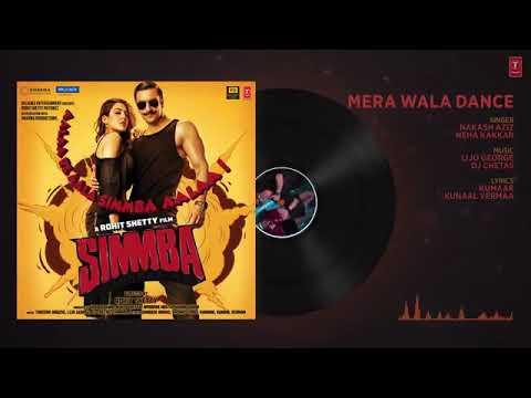 mera-wala-dance- -simmba- -mp3-full-song