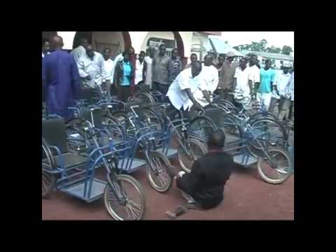Wheelchairs for Nigeria 2017 Update