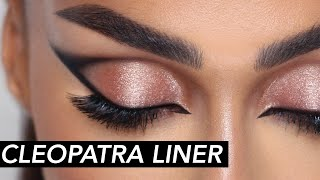 HOW TO: CLEOPATRA LINER | Hindash