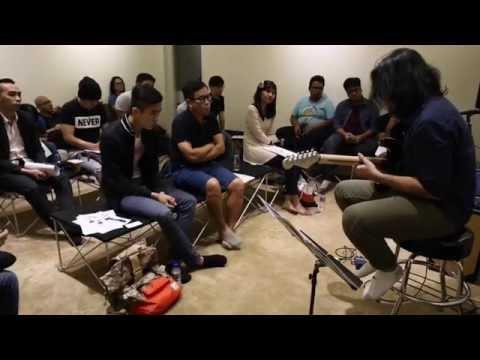 Swee Lee Artist Rosli Mansor SongCraft Factory   Presented by Swee Lee Music Academy