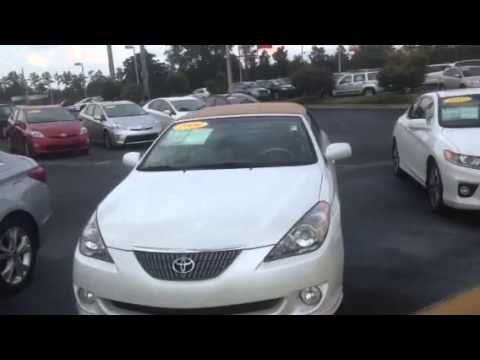 2006 Toyota Solara Review