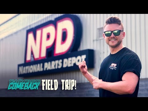 Calypso Comeback FIELD TRIP: EP 10 Behind the Curtain at NPD