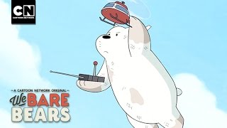 Ice Bear's Best Moments | We Bare Bears | Season 1 I Cartoon Network