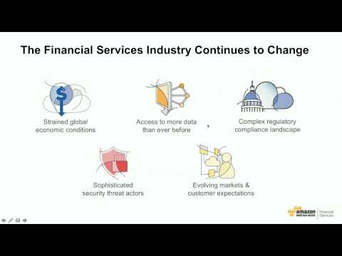Level 6: Financial Services in the Cloud