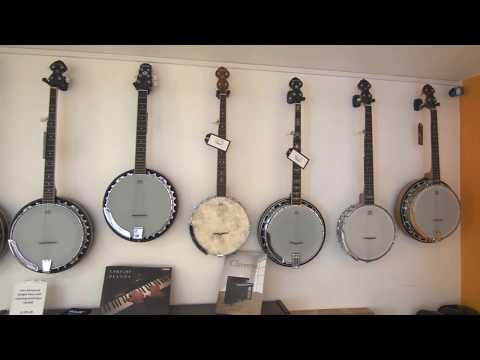 String Instruments - Hayes Music, Southampton