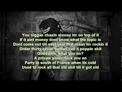 Wiz Khalifa Ft. 2 Chainz - It's Nothin (Lyrics)