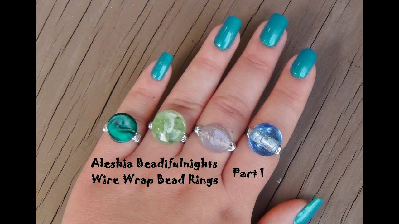 Famous Wire Wrapped Jewelry Tutorials Images - Electrical and ...