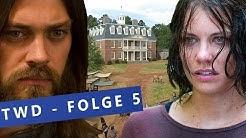 The Walking Dead: Zehn denkwürdige Momente aus Staffel 7, Folge 5
